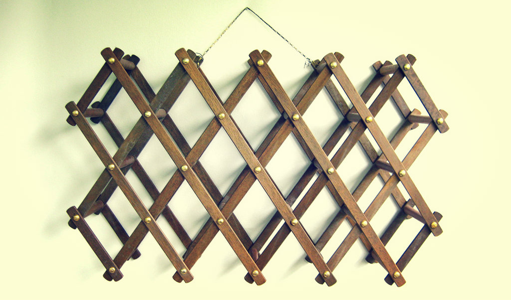How to make a wine rack ron hazelton online, Build a handsome stained ...